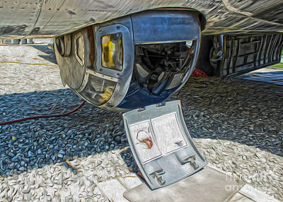 Painting - Boeing Flying Fortress B-17g  -  06 by Gregory Dyer