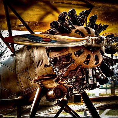 Photograph - Boeing Model 100 by David Patterson