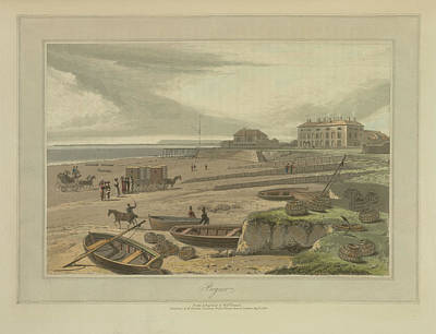 Bognor Art Print by British Library