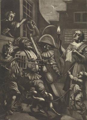 Emptying Painting - Boiler Music, Pieter Van Den Berge by Pieter Van Den Berge