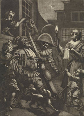 Boiler Music, Pieter Van Den Berge Art Print by Pieter Van Den Berge