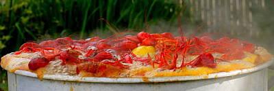 Boiling Crawfish Art Print