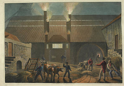 Slaves Photograph - Boiling-house by British Library