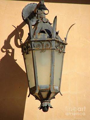 Photograph - Bok Lantern 2 by Lew Davis
