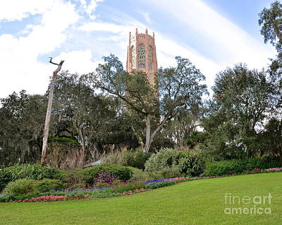 Photograph - Bok Singing Tower And Gardens by Carol  Bradley