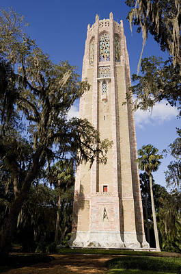 Photograph - Bok Tower by Rich Franco