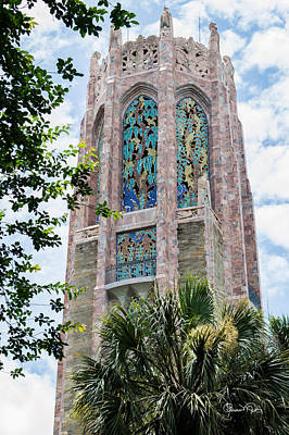 Photograph - Bok Tower by Susan Molnar