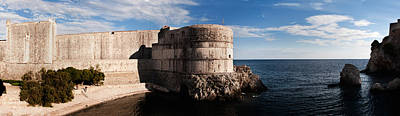 Photograph - Bokar Fortress In Dubrovnik Croatia by Weston Westmoreland