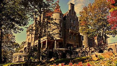Boldt Castle Photograph - Boldt Castle 001 by George Bostian