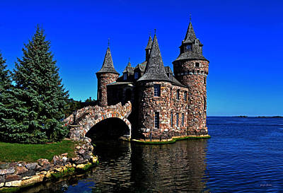 Boldt Castle - Power House 001 Art Print by George Bostian