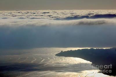 Marin County Digital Art - Bolinas California by Wernher Krutein