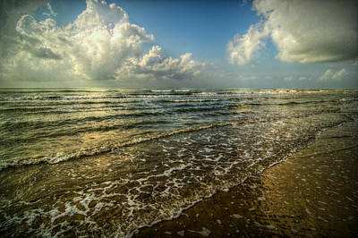 Beach Scenes Digital Art - Bolivar Dreams by Linda Unger