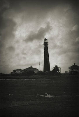 Bolivar Lighthouse Art Print