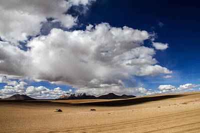 Photograph - Bolivia Cloud Valley by For Ninety One Days