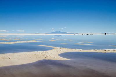Bolivia Salt Flats Art Print by For Ninety One Days