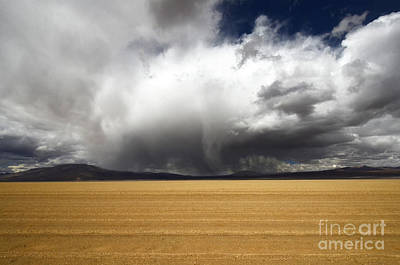 Photograph - Bolivia South America Landscape 1 by Bob Christopher