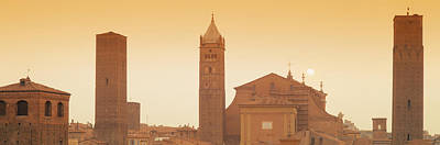Bologna Photograph - Bologna, Italy by Panoramic Images