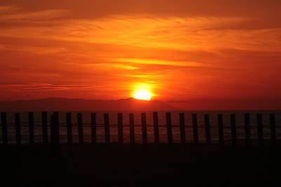 Photograph - Bolsa Chica Sunset by Joanne Coyle