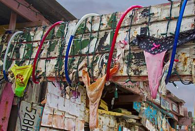 Bomba Photograph - Bomba Shack  by Kurt Gustafson