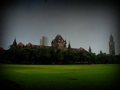 Bombay High Court Art Print by Salman Ravish