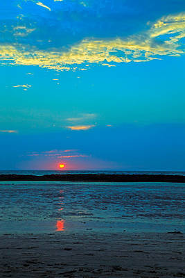 Photograph - Bombay Sundown Blues by Kantilal Patel