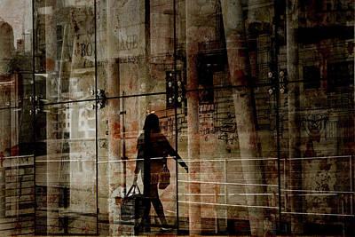 Shopping Wall Art - Photograph - Bon Voyage by Chris Hamilton