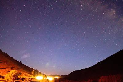 Night Photograph - Bonanza Sky by James BO  Insogna