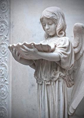 Bonaventure Angel Art Print