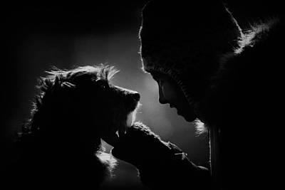 Friendship Photograph - Bond by Antonio Grambone