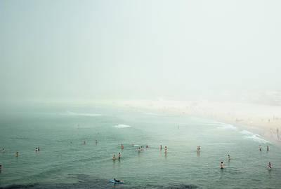 Photograph - Bondi In The Fog by Joe Wigdahl