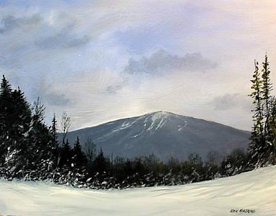 Bondville Vista Art Print by Ken Ahlering