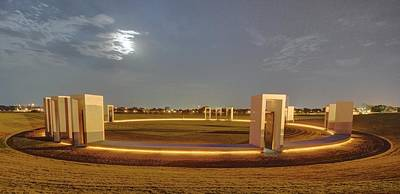 Photograph - Bonfire Memorial by David Morefield