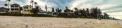 Photograph - Bonita Beach Florida Panorama by Ginette Callaway