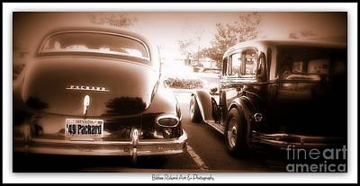 Photograph - Bonnie N' Clyde by Bobbee Rickard