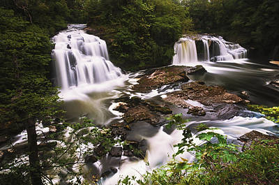 Photograph - Bonnington Linn by Jean-Noel Nicolas