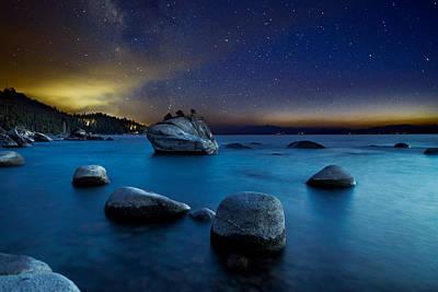 Bonsai Rock Photograph - Bonsai Rock by Dustin  LeFevre
