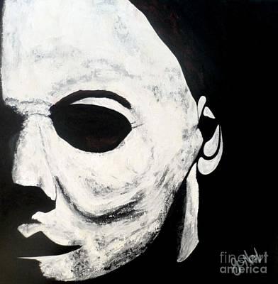 Fandom Painting - Boogeyman  by JoNeL Art
