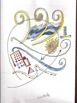 Painting - Book 5-2006-2009 by Kevin Callahan
