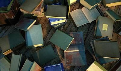 Knowledge Photograph - Books by Leonello Calvetti