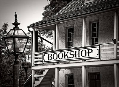 Photograph - Bookshop At Harpers Ferry by Phil Cardamone
