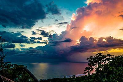 Photograph - Booming Cloud by Matt Nordstrom