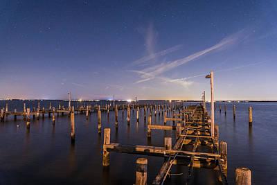 Island Beach State Park Photograph - Boon Docks by Kristopher Schoenleber