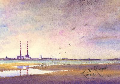Booterstown Dublin Art Print