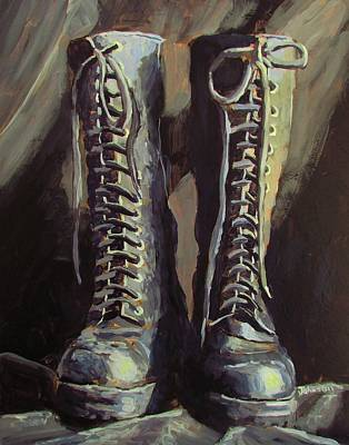 Boots Original by Keith Johnson