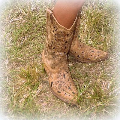 Boots Original by Sue Rosen