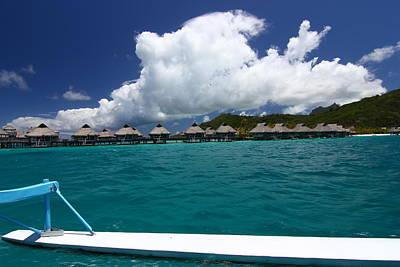 Photograph - Bora Bora by Andrei Fried