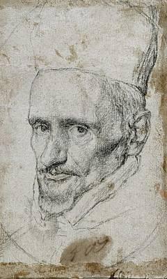 Borja Y Velasco, Gaspar De 1580-1645 Art Print by Everett