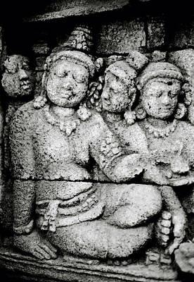 Borobudur Harmony Art Print