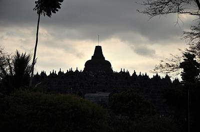 Photograph - Borobudur Temple by Achmad Bachtiar