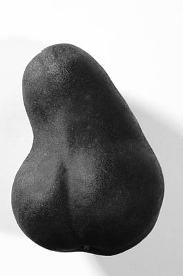 Photograph - Bosc Pear by Gary Silverstein